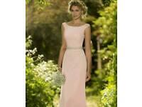 2 Beautiful True Bride M640 Bridesmaid Dresses