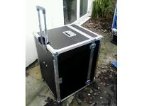 Flight case as new