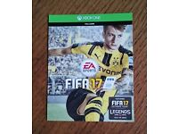 Fifa 17 Full Game Code swap for other xbox one games