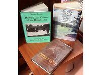 Classic Golf books