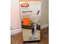 VAX Combi-Classic Pet, 2 in 1 multifunction Mop and handheld steamer for sale