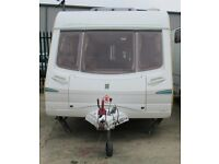 ABBEY ARCHWAY ROYALE 470 2004 2 BERTH *MOTOR MOVER*