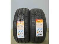 Pair of BCT tyres size 205/55/16.... brand new.