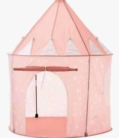 Kids Star Pink Play Tent