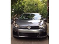 RARE & MODIFIED VW GOLF MK6 with R20 front bumper & grill, GTI REAR, Full System Performance Exhaust