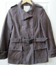 John Rocha Coat, Size 8, excellent condition