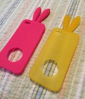 Cute bunny cases for iPhone 5 !