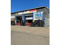 Tire shop - new & used tyres fitted l partworn tires l part worn tyre specialist