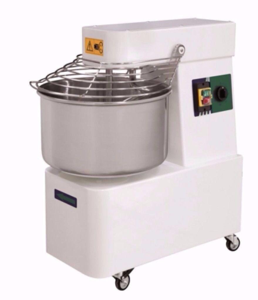 Dough Mixer Commercial 50 Litres Spiral