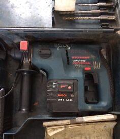 Bosch Hammer Drill SDS Plus GBH 24VRE