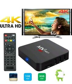 MXQ AND MXQ PRO M8S X96 AND TX3 ANDROID TV BOX