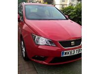Seat Ibiza Toca Estate 2014 only 14,000 miles immaculate must be seen
