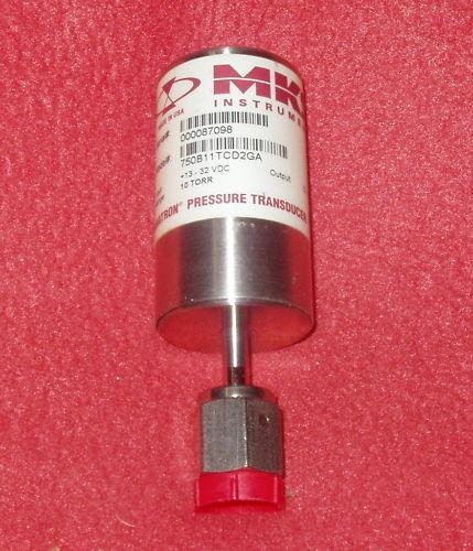 Applied Materials AMAT MKS Transducer, 1350-01242