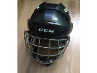 CCM hockey helmet medium size