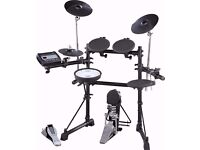 Roland TD3 TD-3 Electronic Drum Kit - £350