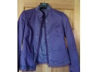 Esprit Ladies Jacket ...beautiful workmanship...very different - great bargain at £10