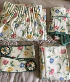 Montgomery interiors fabrics curtains