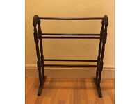 Retro Wooden Rack/Stand for clothes