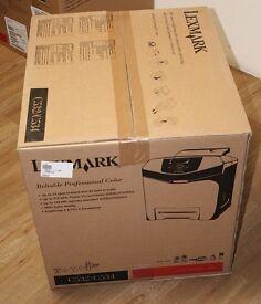 LEXMARK C532 Reliable Professional Laser Colour Printer - BRAND NEW SEALED