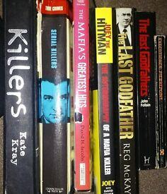 Crime Books.