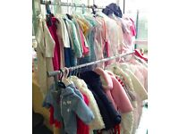"MUM2MUM MARKET BABY AND KIDS ""NEARLY NEW"" SALE - South Kensington - 23rd APRIL 1.30 - 3.30pm"