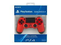 SEALED PS4 PAD BRAND NEW DUALSHOCK 4 CONTROLLER FOR PLAYSTATION 4 AND INCLUDES WARRANTY