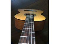 Acoustic Guitar ' YAMAHA CG101MS ' Solid Spruce Top ' Guitar