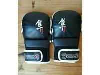 Hayabusa Ikusa 7oz MMA Gloves/Mitts