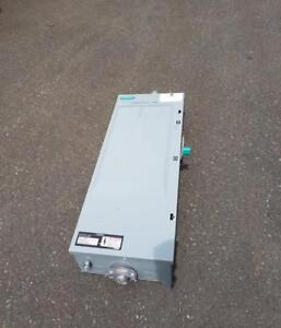 Siemens 200 amp Fused Disconnect