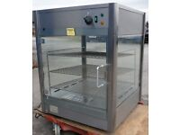 catering equipment / HEATED (display) CABINET / pie warmer