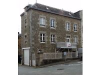 French Townhouse for sale Nr. Alencon, France (Pays De La Loire region)