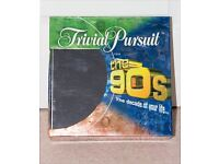 TRIVIAL PURSUIT GAME - THE 90s