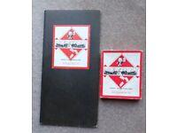 Vintage Monopoly Board Game 1950's Waddington Trade Mark 711981 - Complete