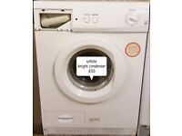 White knight 66kg condenser dryer