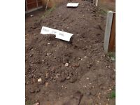 Approx 5 tonnes of top soil topsoil FREE