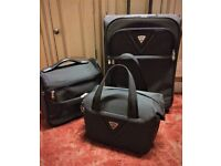 ANTLER LUGGAGE SET IN BLACK