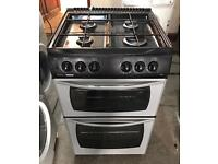 VANTAGE NEWWORD 55CM WIDE GAS COOKER EXCELLENT CONDITION, 4 MONTH WARRANTY