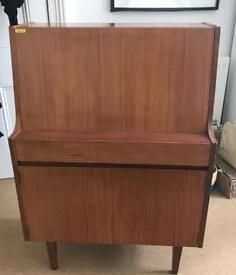 Mid century vintage Bureau desk
