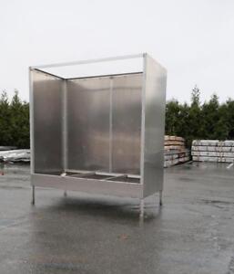 Aluminum Wash Tank