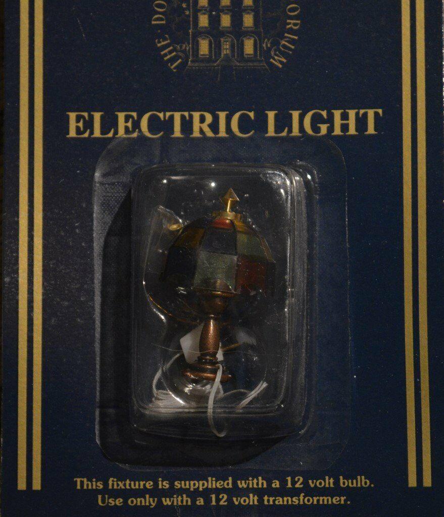 12th Scale Dolls House 12v Lighting Wiring Set