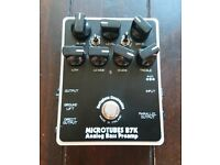 Darkglass Electronics Microtubes B7K Bass Driver DI - FREE POSTAGE TO UK