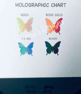 Initial & Name Vinyl Decal Sticker DIY Cup, Mug, Glass 2