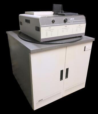 Leco Bg-30 802-400-100 Laboratory Belt Grinder Sander 4 X 9