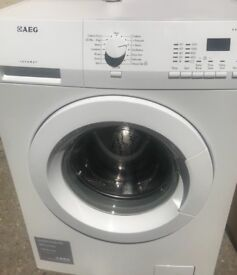 AEG NEW MODEL 7kg TIMER DISPLAY FULLY WORKING WASHING MACHINE