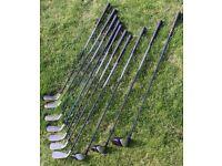 Golf Clubs by Yonex