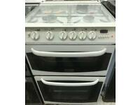 //(%)\ CANNON WHITE GAS COOKER WITH 6 MONTHS GUARANTEE