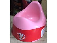 Potty - Baby Deluxe & Disney Minnie Mouse Potty [qty=2] [Mothercare]