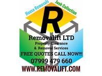 Removalift Man and Van Removals