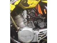 Suzuki rm 85 engine