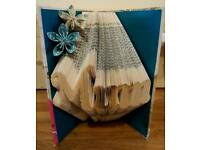 Mother's Day Gift - Handcrafted Book Fold